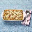 """<p>Ree describes this dish as messy, gooey, and decadent—which is exactly what comfort food should be!</p><p><strong><a href=""""https://www.thepioneerwoman.com/food-cooking/recipes/a11688/baked-ziti/"""" rel=""""nofollow noopener"""" target=""""_blank"""" data-ylk=""""slk:Get the recipe."""" class=""""link rapid-noclick-resp"""">Get the recipe.</a></strong> </p>"""