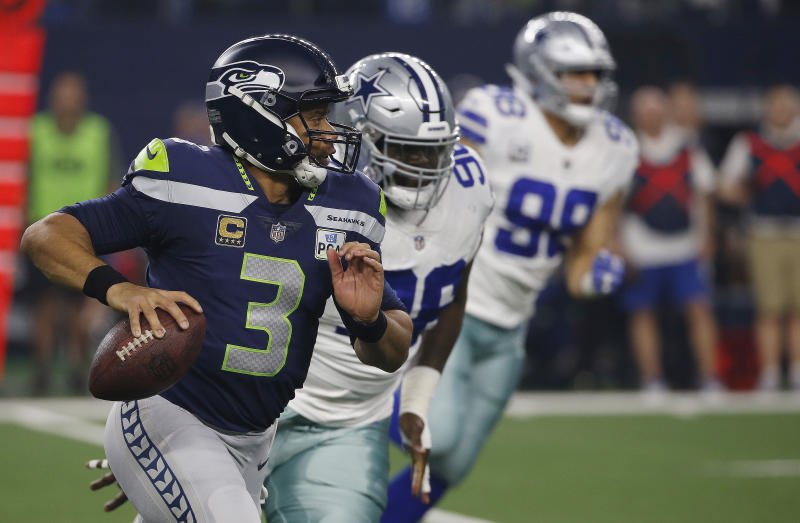 e913d8802 Seahawks a rare 1-and-done in playoffs with loss to Cowboys