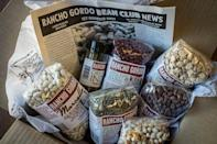 """<p><strong>$40 per quarter</strong></p><p>If your loved ones got really into beans over the pandemic, encourage their new habit with a quarterly bean subscription. It features not only everyone's favorite dried beans, but new and exotic options to diversify their palate.</p><p><a class=""""link rapid-noclick-resp"""" href=""""https://www.ranchogordo.com/products/the-rancho-gordo-bean-club?variant=19122325979232"""" rel=""""nofollow noopener"""" target=""""_blank"""" data-ylk=""""slk:BUY NOW"""">BUY NOW</a></p>"""