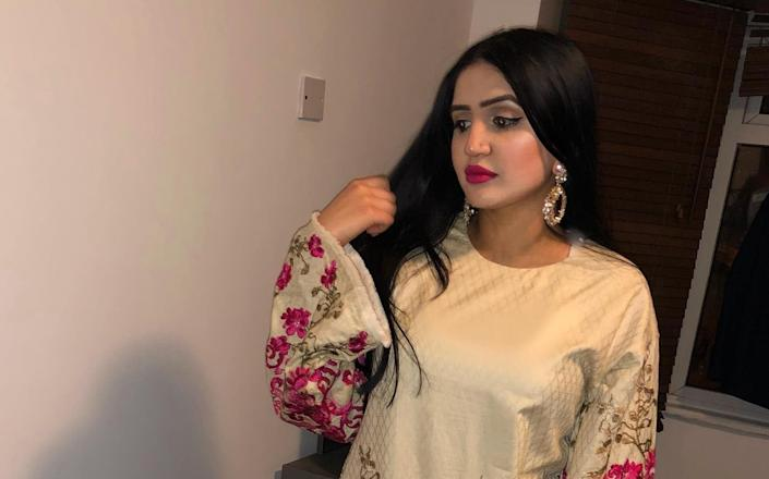 Image of Mayra Zulfiqar - Police are investigating the murder of a young Londoner who was strangled and shot in Lahore, Pakistan. Mayra Zulfiqar, 26, had recently been threatened by two men who both wanted to marry her, according to legal documents seen by local media. - Universal News And Sport (Scotland)
