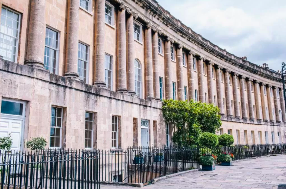 "<p>This hotel is quintessentially Bath. With an unrivalled location behind the landmark facade of the sweeping Georgian crescent, the <a href=""https://go.redirectingat.com?id=127X1599956&url=https%3A%2F%2Fwww.booking.com%2Fhotel%2Fgb%2Fthe-royal-crescent.en-gb.html%3Faid%3D1922306%26label%3Dstaycation-uk&sref=https%3A%2F%2Fwww.goodhousekeeping.com%2Fuk%2Flifestyle%2Ftravel%2Fg34842793%2Fstaycation-uk%2F"" rel=""nofollow noopener"" target=""_blank"" data-ylk=""slk:Royal Crescent Hotel"" class=""link rapid-noclick-resp"">Royal Crescent Hotel</a> occupies two five-storey original period homes. The exceptional Regency-era hospitality begins as you walk in the door and you're immediately shown into the drawing room. </p><p>From there, the experience continues with original fireplaces, decorative mouldings, sedan chairs peeking out from under the stairs and landscaped gardens in keeping with the period, where you can enjoy alfresco dining and barbecues in summer. </p><p>Afternoon teas are served alongside fine dining in the elegant Dower House. The original coach house is now the bath house spa - a relaxing sanctuary where you can bathe in the pool and rejuvenate with a facial and massages.</p><p><a href=""https://www.goodhousekeepingholidays.com/offers/bath-the-royal-crescent-hotel"" rel=""nofollow noopener"" target=""_blank"" data-ylk=""slk:Read our hotel review of The Royal Crescent Hotel here"" class=""link rapid-noclick-resp"">Read our hotel review of The Royal Crescent Hotel here</a></p><p><a class=""link rapid-noclick-resp"" href=""https://go.redirectingat.com?id=127X1599956&url=https%3A%2F%2Fwww.booking.com%2Fhotel%2Fgb%2Fthe-royal-crescent.en-gb.html%3Faid%3D1922306%26label%3Dstaycation-uk&sref=https%3A%2F%2Fwww.goodhousekeeping.com%2Fuk%2Flifestyle%2Ftravel%2Fg34842793%2Fstaycation-uk%2F"" rel=""nofollow noopener"" target=""_blank"" data-ylk=""slk:CHECK AVAILABILITY"">CHECK AVAILABILITY</a></p>"