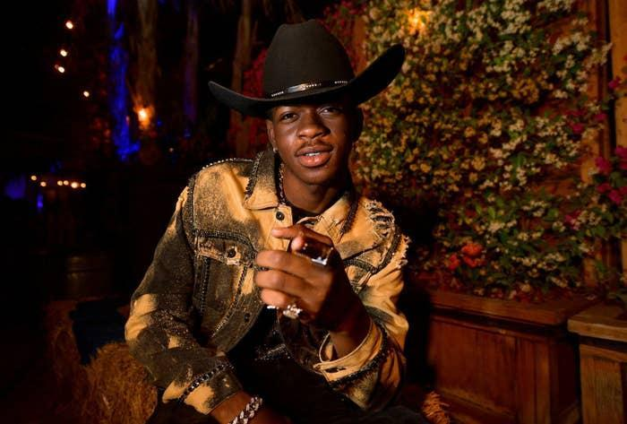 This was also before Lil Nas X had publicly come out as gay.