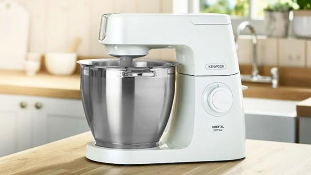 kenwood big limited edition stand mixer