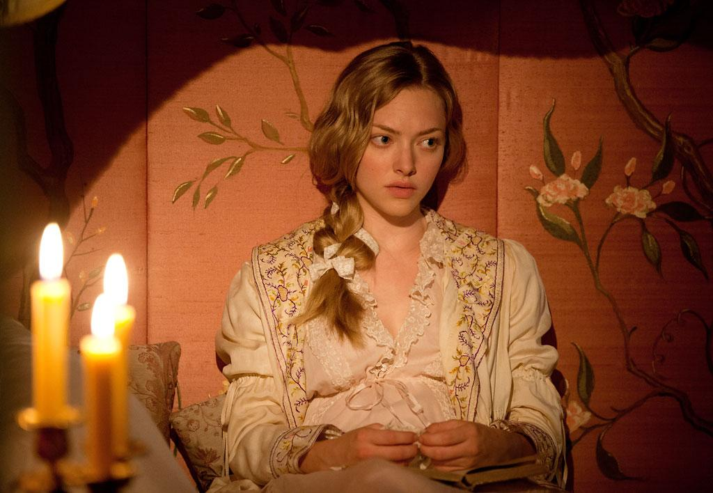 "Amanda Seyfried in Universal Pictures' ""Les Miserables"" - 2012"