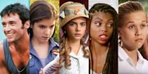 <p>Every star has their big break, and they all have to start somewhere. From made-for-TV films to blockbuster franchises, see some of today's biggest actors and actresses in their very first movie roles.<br></p>