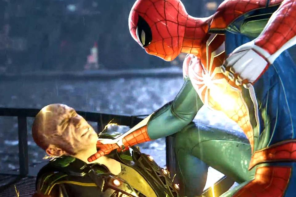 Were you worried that Marvel's Spider-Man would have a lightweight, no-stakes