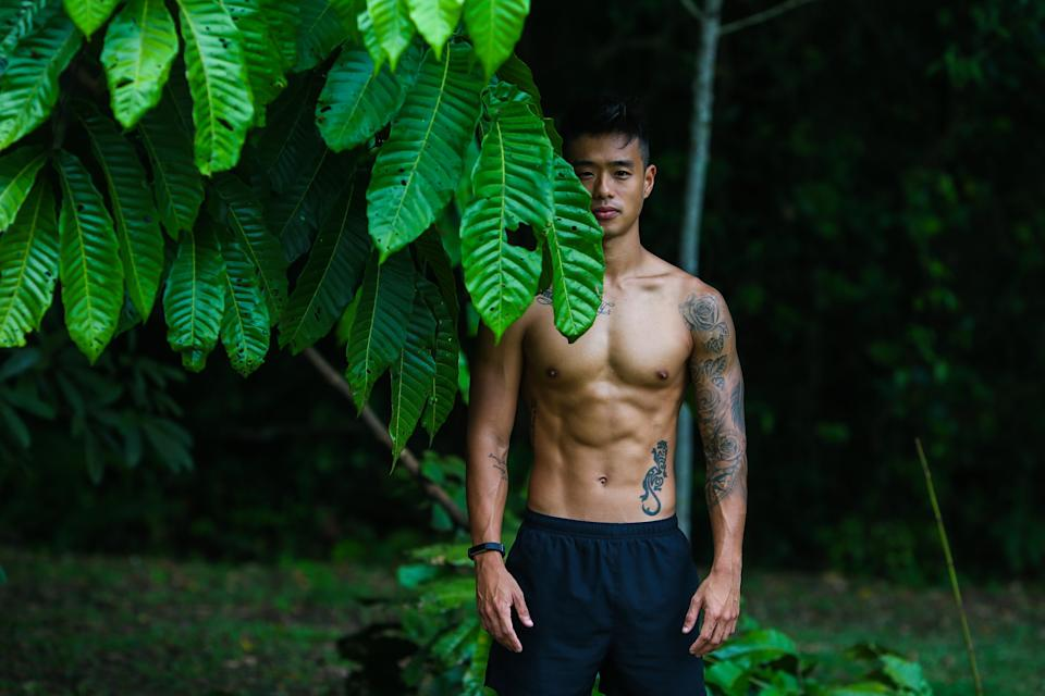 Kenneth Seow decided to take the plunge into the fitness industry in 2017, after working with an automotive company and a hospitality firm. (PHOTO: Cheryl Tay)