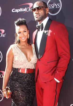bdba034b650a 5 Things to Know About LeBron James s Bride Savannah Brinson