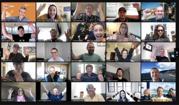 The CarbonCure team was on a group Zoom call when founder Rob Niven broke the news of the multimillion-dollar win.