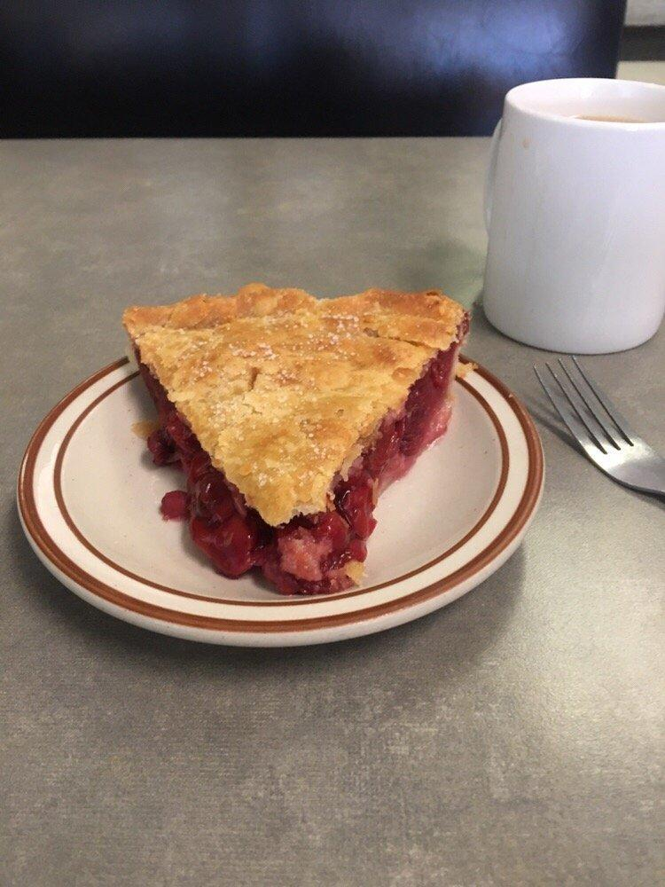 <strong>Crouse Cafe</strong> <strong>115 E Salem Ave, Indianola </strong> The succulent <strong>Cherry </strong>pie from this small hometown diner is consistently named one of the state's best, thanks to its tender, flaky crust.