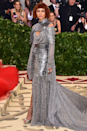 """<p>I remember the exact moment when Zendaya stepped out at the <a href=""""https://www.cosmopolitan.com/uk/fashion/celebrity/g20268828/met-gala-2018/"""" rel=""""nofollow noopener"""" target=""""_blank"""" data-ylk=""""slk:2018 Met Gala"""" class=""""link rapid-noclick-resp"""">2018 Met Gala</a> wearing this Joan of Arc-inspired Versace masterpiece. Pretty sure the fashion world collectively stopped and breathed 'wowww'.</p>"""