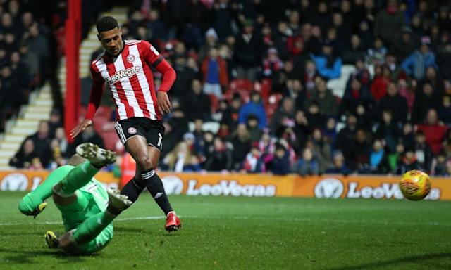 Brentford's Ollie Watkins: 'We play some of the best football in the league'