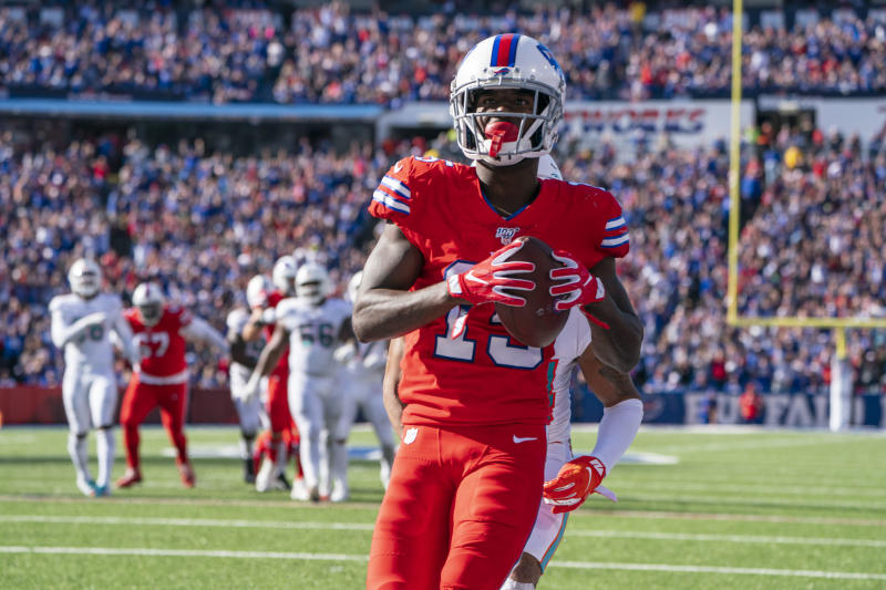 Buffalo Bills Wide Reciever John Brown (15)