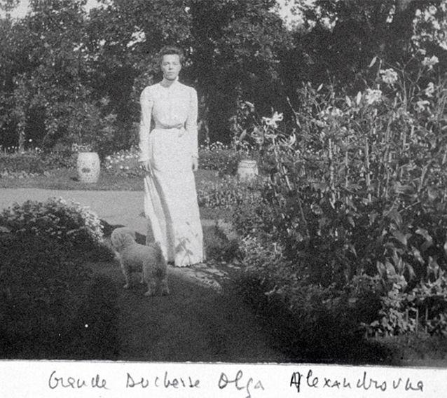Grand Duchess Olga Alexandrovna, (1882-1960), Daughter of Alexander III and sister of Nicholas II, was Leonid Kulikovsky's grandmother. Photo: Getty