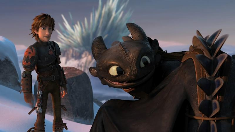 How to train your dragon 3 by far the strongest of the series 2014s how to train your dragon 2 credit dreamworks animation20th ccuart Images