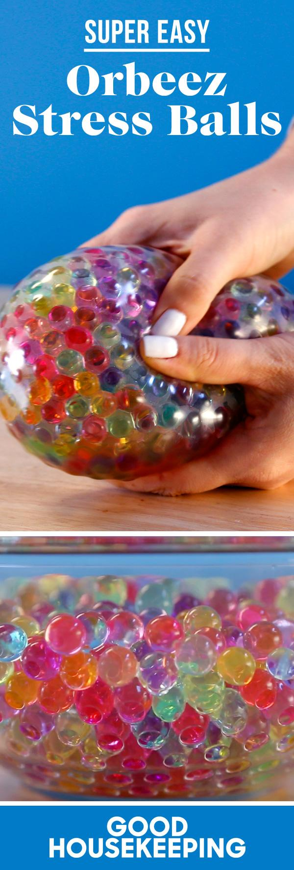 This DIY Stress Ball Can Withstand All of Your Worries