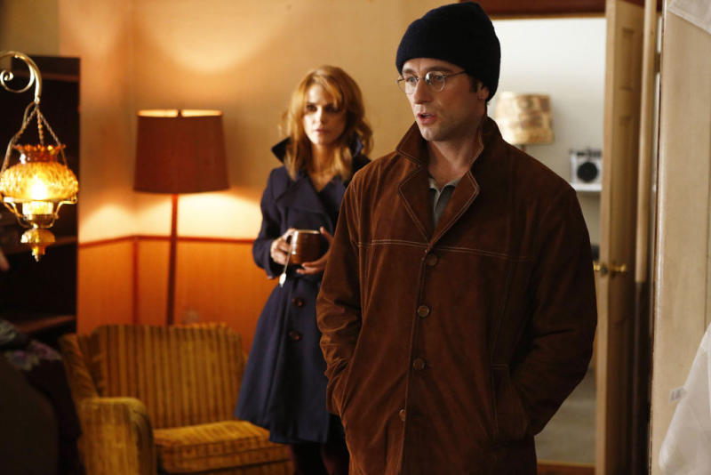 """The Americans"" -- ""Gregory"""