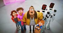"""<p>This sweet coming-of-age story about family, technology, and staying true to yourself has a remarkable 97% score on review aggregator site Rotten Tomatoes. People just love this feel-good animated comedy about a dysfunctional family that sets off on a road trip…and ends up saving the world from a robot uprising. </p> <p> <a href=""""https://cna.st/affiliate-link/2Z6F81fjBAMUbaw55t2E8q41eU5eDQYHEH5vMP7s8X5gXGxyxd3zMWPNSLVfSbD6S5rxYoM8tGAYsiVuAMA5fgDxpoy5?cid=60a80438a673171721b84fc7"""" rel=""""nofollow noopener"""" target=""""_blank"""" data-ylk=""""slk:Watch it on Netflix"""" class=""""link rapid-noclick-resp""""><em>Watch it on Netflix</em></a></p>"""