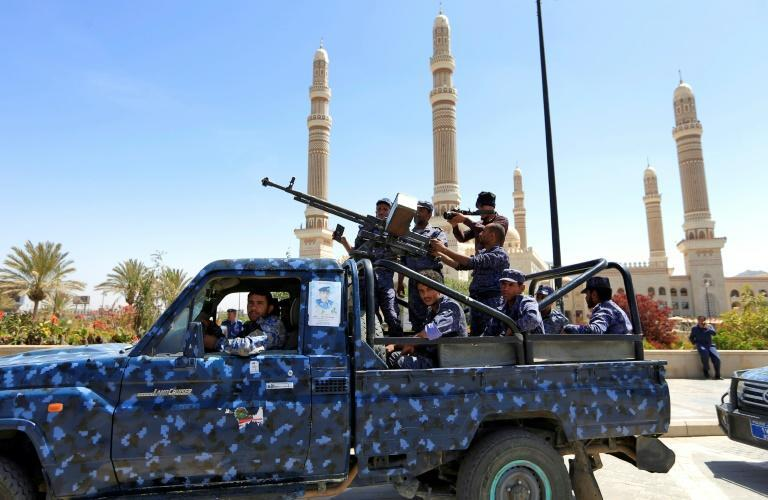 Yemen's Huthi rebels have been in control of the capital Sanaa since 2014