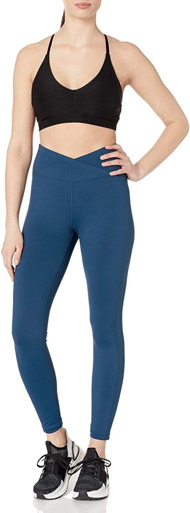 Core 10 Aerie Crossover Leggings dupes