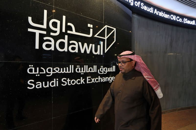 Saudi Aramco closes below $2 trillion as stock declines for second day