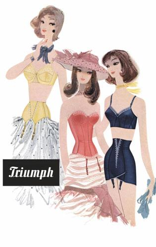 Triumph Lingerie To Host Pop Up Exhibition And Store During London Fashion Week