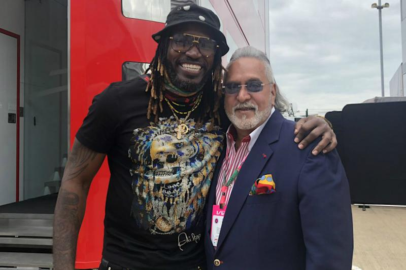 'Ask Banks…': Trolled for Chris Gayle Pic, Mallya Tells Netizens to Check Facts Before Calling Him 'Chor'