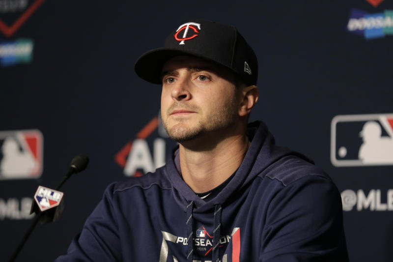 Betting on himself: Odorizzi accepts offer for Twins' return