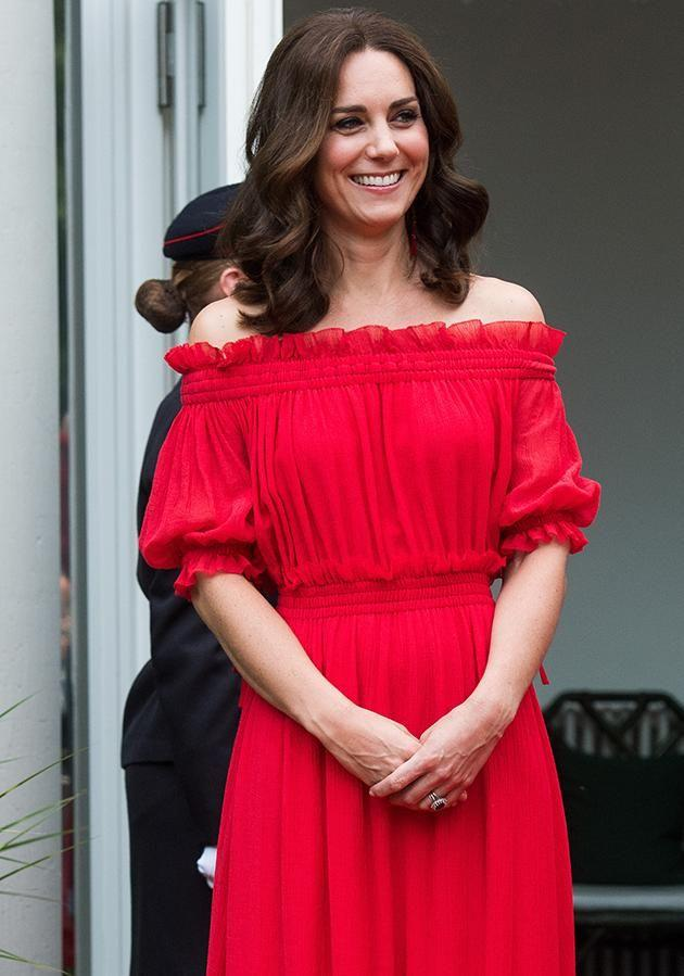"""The Baronet claimed Kate would be """"unlikely to endanger the monarchy"""" should she become Queen. Photo: Getty Images"""