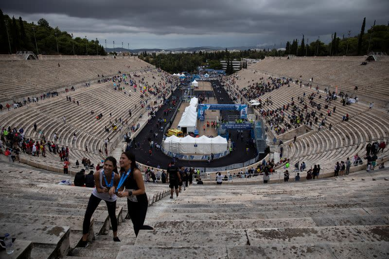 Athens Marathon cancelled due to COVID-19
