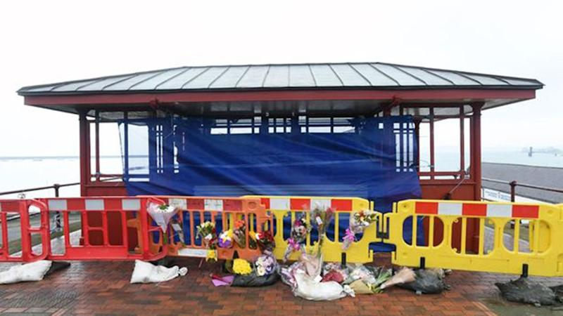 Floral tributes have been left for the mother of five. Source: Supplied