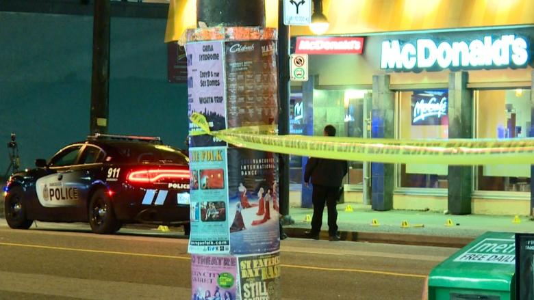 Man sets himself on fire at McDonald's in Vancouver, police watchdog investigating