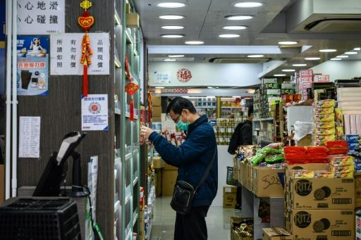 Pharmacies and food stores are popular with parallel traders from China