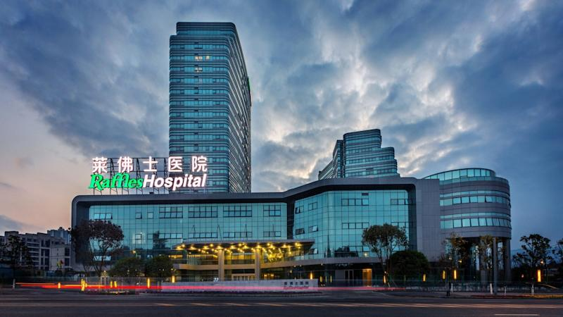 Not 'typical foreigners', says Raffles chairman as Singapore hospital operator bets big on China market
