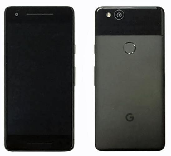 Another Pixel 2 leak shows the phone's large front bezels