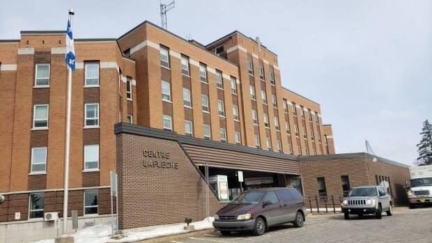 The Centre Laflèche in Shawinigan was quickly overwhelmed by COVID-19 cases in March and April, 2020.