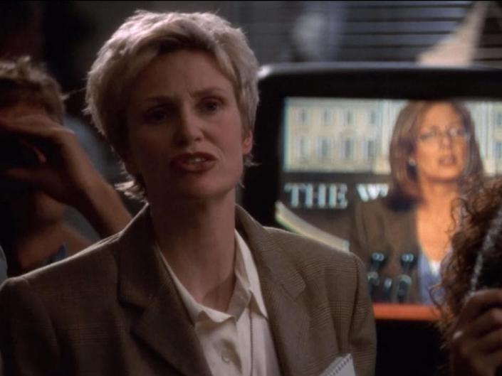 jane lynch on the west wing