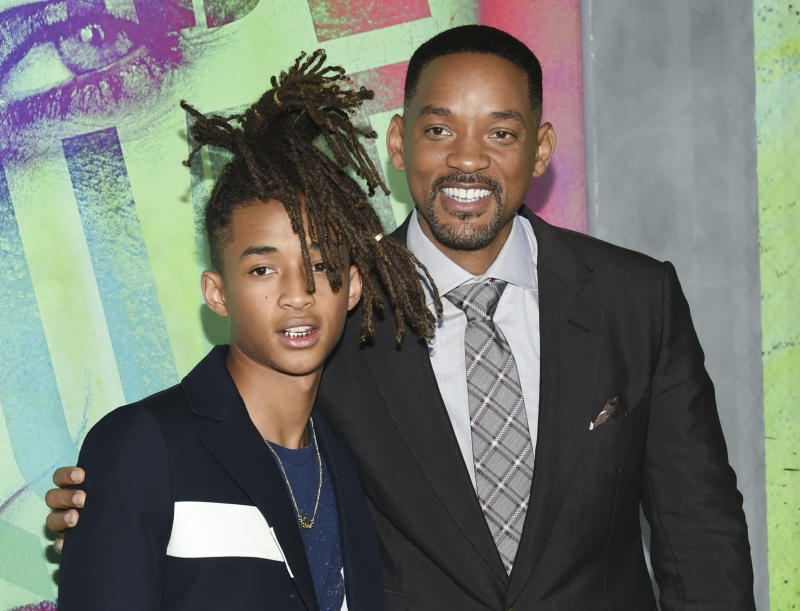 Will and Jaden Smith create eco-friendly water company: Just