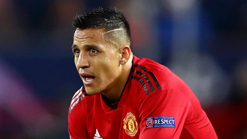 Alexis and Lingard back in training for Man Utd ahead of Everton clash