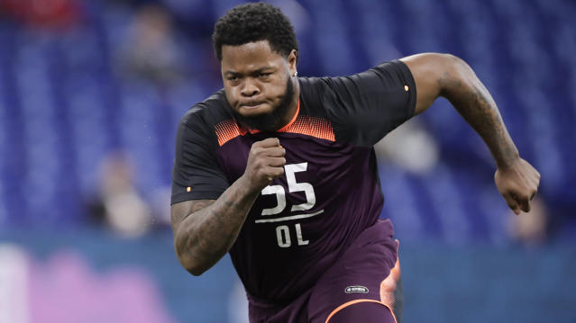 It's NFL Draft week. Josh Norris updates his mock, including two trades for teams in need of offensive linemen.