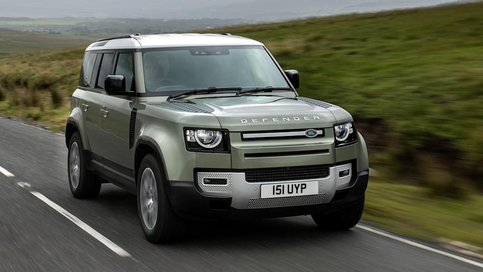 2021 Land Rover Defender 110 PHEV