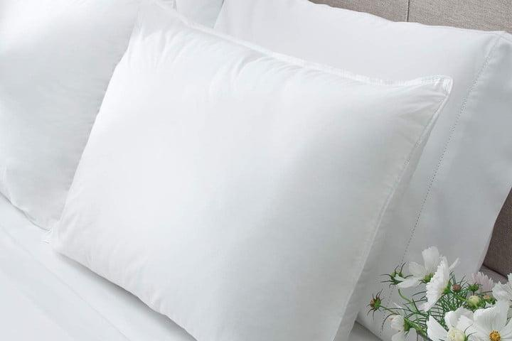 best pillow for side sleepers downlite goose down 3x2