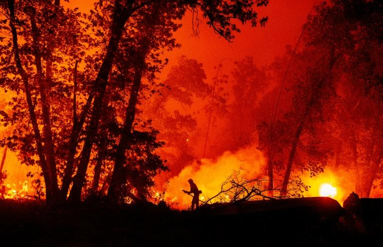 California fires burn record 2 million acres