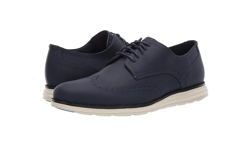 Cole Haan Original Grand Wing Chorino Matte Leather (Photo: Zappos)