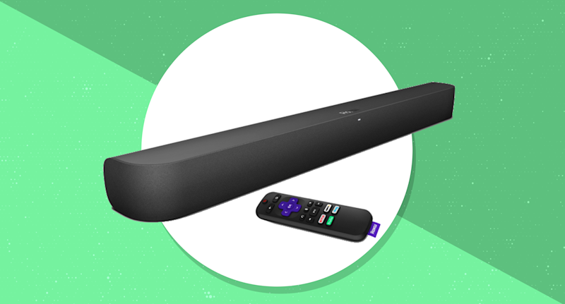 Save $34 on the Roku Smart Soundbar. (Photo: Roku)