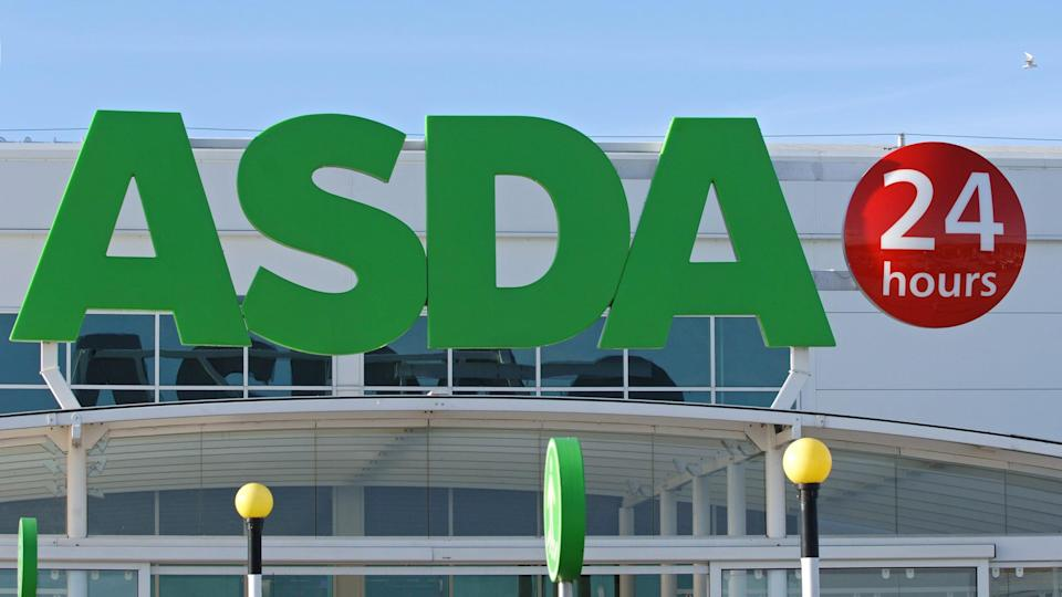 Two customers left the giant Asda store in Minworth after underpaying for electronics at a self-service till in March (AFP via Getty Images)
