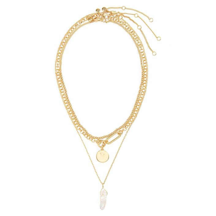 Pearl Necklkaces