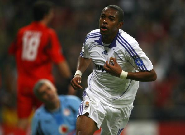 Robinho - Real Madrid
