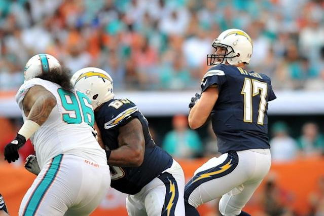 Chargers Game Day Miami Dolphins Week 10