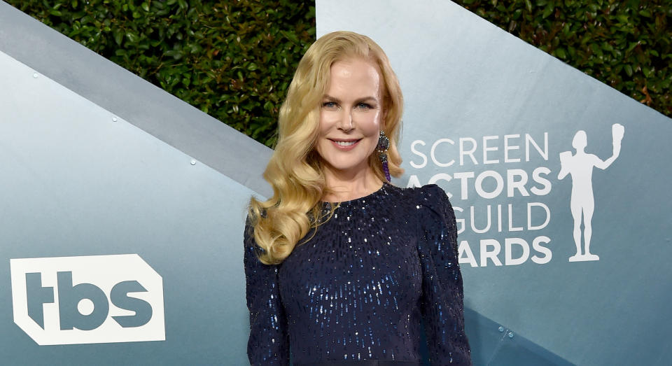 Nicole Kidman remarried five years after parting ways with first husband Tom Cruise. (Getty Images)